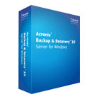 Acronis® Backup & Recovery™ 10 Server for Windows