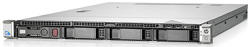 Сервер HP ProLiant DL160 Gen8 (1U)