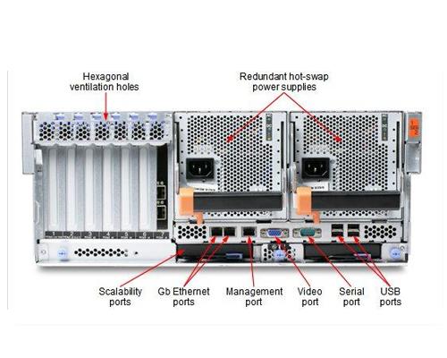Ibm x3850 x5 / x3950 x5 memory 8 slot expansion card 59y6191 (types 7145, 7146) ebay
