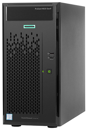 Сервер HP ProLiant ML10 v2 Gen9 (4U)