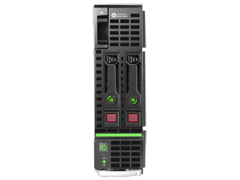 Блейд-сервер HP ProLiant BL460c Gen8