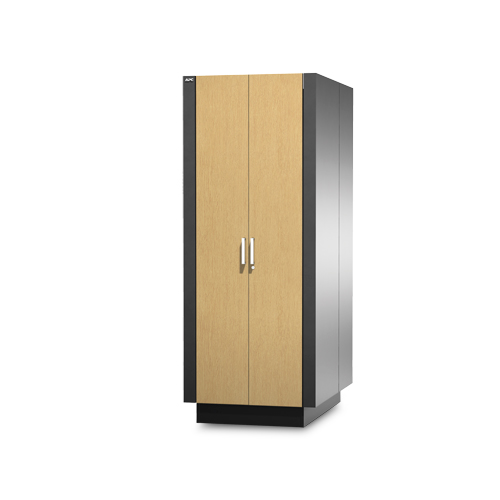 Специализированные офисные шкафы NetShelter CX 38U 750 mm Wide x 1130 mm Deep Enclosure Oak/Grey Finish Intl (AR4038I)