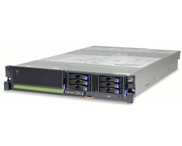 Сервер IBM Power 710 Express