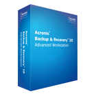 Acronis® Backup & Recovery™ 10 Advanced Workstation