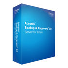 Acronis® Backup & Recovery™ 10 Server for Linux