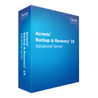 Acronis Backup & Recovery 10 Advanced Server