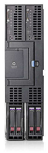 Блейд-сервер HP Integrity BL870c i4