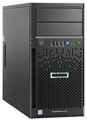 Сервер HP ProLiant ML30 Gen9 (4U)